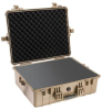 Pelican 1600 Case with Foam - Desert Tan | SPECIAL PRICE IN CART -- PEL-1600-000-190 -- View Larger Image