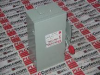 60A/3P HD FUSIBLE SAFETY SWITCH 600V NEMA 3R -- DH362FRK