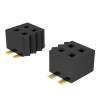 Rectangular Connectors - Headers, Receptacles, Female Sockets -- CLP-108-02-G-D-BE-TR-ND -Image