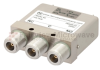 SPDT Failsafe DC to 12.4 GHz Electro-Mechanical Relay Switch, Indicators, TTL, Diodes, 50W, 28V, N -- FMSW6153 - Image