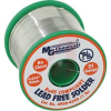 Solder;Lead Free;No Clean; 21 gauge wire;.032 diameter;1 lb spool;Sn/Ag/Cu -- 70125628