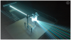 473/532/671nm DPSS Combined RGB DPSS Laser System