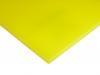 ACRYLIC Sheet - Yellow 2037 / 1RK30 Cast Paper - Masked (Translucent) - Image