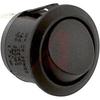 Switch, Miniature Rocker, SPST, ON-OFF,16 A @ 125 VAC, 1/3 HP -- 70128125 - Image