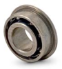 Flanged Ball Bearings-Open Type - Inch -- BE#RIF-4XXXXX