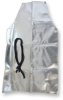 Chicago Protective Apparel Aluminized Rayon Welding & Heat-Resistant Apron - 24 in Width - 42 in Length - 542-ARH -- 542-ARH - Image