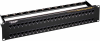 48-Port CAT6 Feed-Through Patch Panel, 2U, Unshielded -- JPM820A