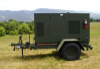 Generator - sets -- 60k Trailer
