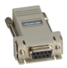 Ethernet Dual Serial Bridge DB9 to RJ-45 RS-232 Adapter -- LA126