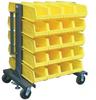 Mobile Bin Rack -- 3.33.2-BR-40CA