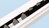 Linear Diffuser LDB Maxx - Ceiling Installation