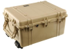Pelican 1630 Transport Case - No Foam - Desert Tan | SPECIAL PRICE IN CART -- PEL-1630-001-190 -Image