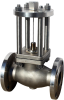 Inline Relief Valve with Isolating Venting Chamber -- Model D-G