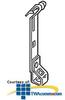 Erico Z Purlin Clip (Pkg of 100) -- AF14XTI