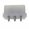 Rectangular Connectors - Headers, Male Pins -- A32181-ND -Image