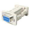 StarTech.com DB9 RS232 Serial Null Modem Adapter - Gender ch -- NM9FF