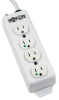4-outlet Power Strip with Hospital-Grade Plug & Receptacles -- PS-415-HG-Image
