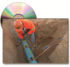 Water Distribution Operator Training: Water Mains DVD -- 64323