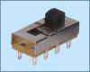 Slide Switch -- KBB80-2P3W - Image