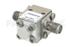 High Power Isolator With 16 dB Isolation From 8 GHz to 18 GHz, 50 Watts And SMA Female -- PE83IR1010A - Image
