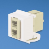 Fiber Adapter LC Duplex - LC Duplex -- 07498365339-1 - Image