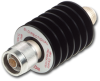 46 Medium Power Fixed Coaxial Attenuator (N or 3.5mm, 25 W, 18 GHz) -- 46-30-33 -Image