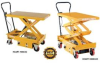 DC Powered Hydraulic Elevating Carts -- HCART-1000-WD-DC -Image