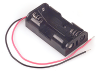 Battery Holders, Clips, Contacts -- BH2AA-W-ND