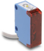 Photoelectric sensor, rectangular, diffuse with background ... -- FGRW-DT-0A