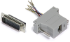 RJ45/DB25 Male Adapter -- 10-01046