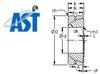 Rod Ends and Spherical Bearings -- GAC150S