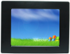 12.1 Inch Panel Mount LCD Monitor -- AMG-12IPPC01T1 - Image