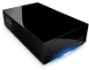 Lacie 1TB Network Space v2 External Network Hard Drive -- 301515KUA