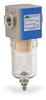Pneumatic / Compressed Air Filter: 1/4 inch NPT female ports -- AF-223-M - Image