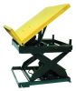 E-Z Reach Lift and Tilt Container Tilter -- GLTA2-24 Pneumatic Lift & Tilt - Image