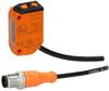Diffuse reflection sensor ifm efector O6H201 - O6H-FPKG/0.30m/US -Image