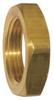 Brass Locknut,1/8 In,FNPT -- 6AZC5 - Image