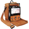 Multimeter, Analog, Safety VOM with Case -- 70209587