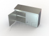 WHC Series, Steel Cabinets - Stainless Wall Cabinet -- WHC-60