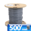 CABLE RS485 500ft REEL 1 TWISTED PAIR 24AWG PVC -- L19827-500