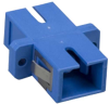 SC to SC Mulitmolded Simplex Adapter Plastic Body -- 31FP-02SCSC
