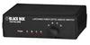 Fiber Optic A/B/C/D Switch, Latching, ST -- SW1005A