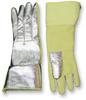 Chicago Protective Apparel Aluminized Kevlar/Aramid Heat-Resistant Glove - 18 in Length - 238-AKV-KV -- 238-AKV-KV - Image