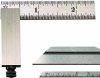 Double Steel Squares With Hardened, Ground Head And Blades -- 14 Series