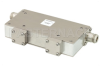 Dual Junction Isolator With 40 dB Isolation From 1.7 GHz to 2.2 GHz, 10 Watts And N Female -- PE83IR1016 - Image