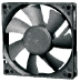 R8015M24BPLPx R-Series (High Current - High Airflow) 80 x 80 x 15 mm 24 V DC Fan -- R8015M24BPLPx -Image