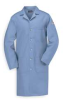 Flame-Resistant Lab Coat,Light Blue,M -- 3FXY4