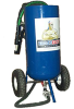 BADBOY Blasters 20-Gallon Pressure Pot w/Hose -- Model BB300D