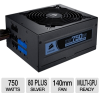 Corsair HX750W 750-Watt Modular Power Supply - Single +12V R -- CMPSU-750HX