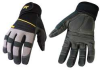 Anti-Vibration Gloves,S,PR -- 8TKY0